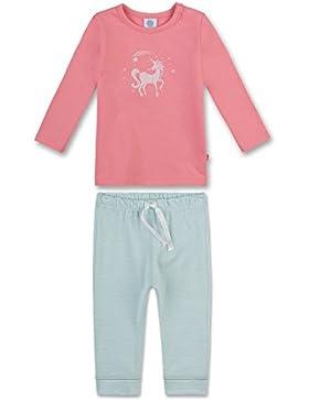 Sanetta Baby-Mädchen Zweiteiliger Schlafanzug