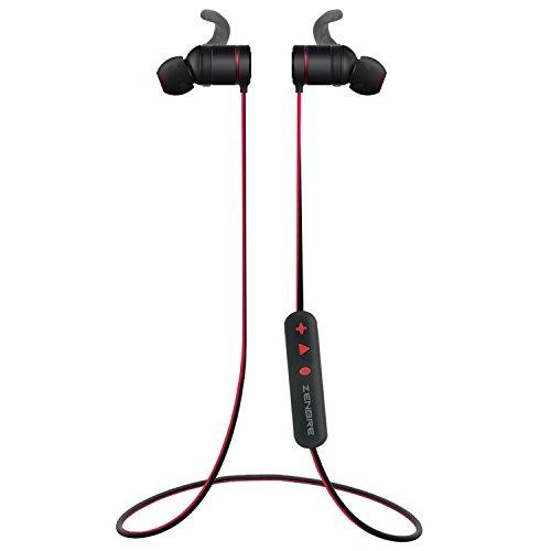 Auriculares Bluetooth, ZENBRE E4 Bluetooth 4.1 Auriculares Estéreo, A