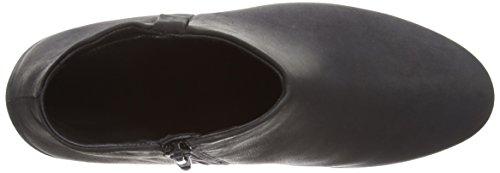 65 preto Ecco Preto Senhoras Botas Esculpida 5wxfx8O