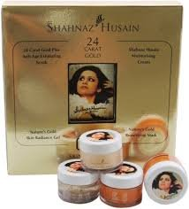 Shahnaz Husain Gold Facial Kit (Mini), 40g+15 ml  available at amazon for Rs.808