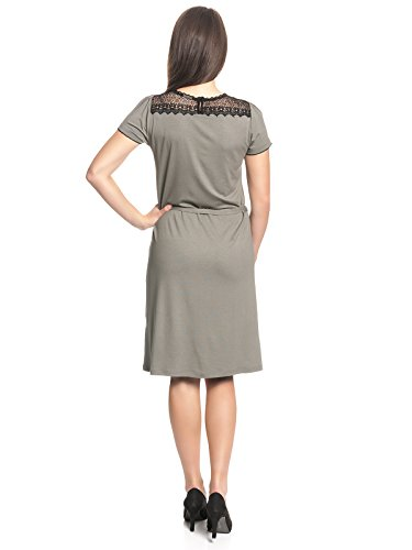 Vive Maria Damen Kleid Lovely Lace Dress Grün (Green)