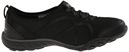 Skechers Breathe Easy Fortune, Sneakers Basses femme Noir - Noir