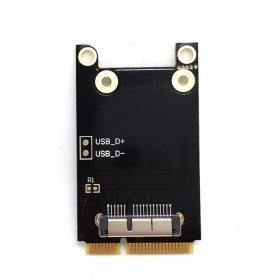Cablecc sans fil WiFi carte Mini PCI-E pour MacBook Broadcom  BCM94360CD/Bcm94331cd Bcm94331cd Bcm943224p