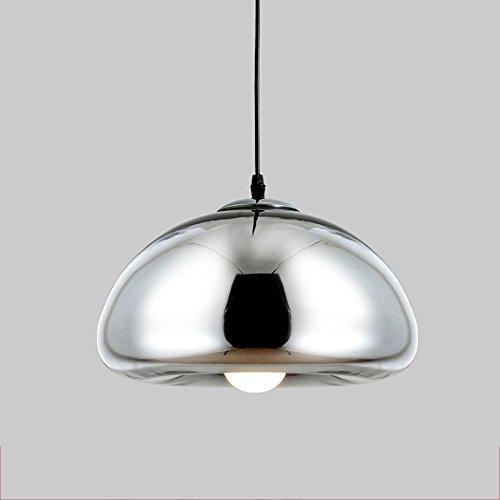 Beschichtung Messing Schale Kronleuchter Aus Glas, Nordic Restaurant Bar Cafe Post-Modernen, Kreativen Kronleuchter (Farbe: A) -