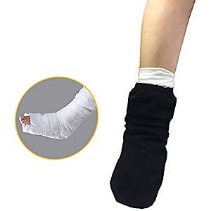 Socken, Fußabdeckungen, Erwachsene Plus Dünger Plus Dicke Lose, Baumwolle Atmungsaktiv, Geeignet Für Bein Schwellungen Und Verputzung, Zehen Patienten Müssen Warm Halten (1PC)