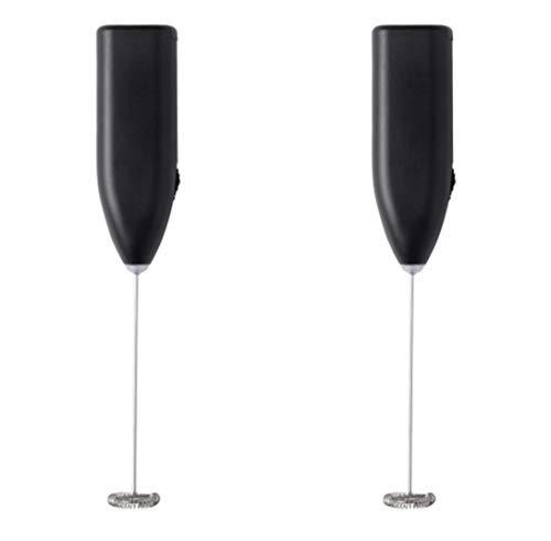 IKEA Milchaufschäumer 303.011.67 schwarz von Ikea 2 Stück