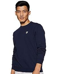 Amazon Brand - House & Shields Men's Regular Sweatshirt