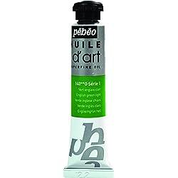 Pébéo 013140 Huile d'Art - Tubo (20 ml), color verde inglés claro
