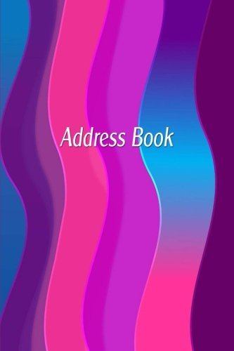 Address Book: With A-Z Tabs For Easy Contact Identification (Blank Address Books)
