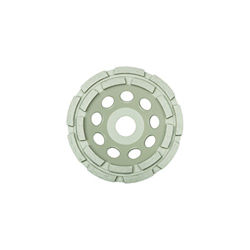 Klingspor 331027 DS 600 A diamant disques abrasifs 115 x 8, 2 x 22, 23 mm 14 segments 8, 2 x 5, mm 2 rangées (Contenu : 1)