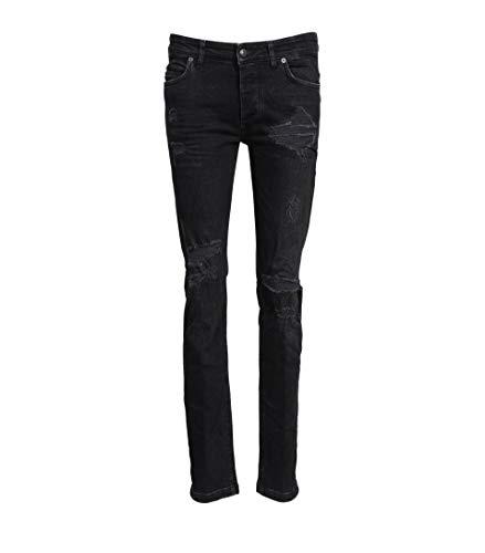 Drykorn Herren Jeans Jaz in Schwarz 1001 Black 32W / 34L