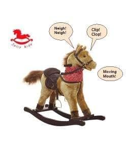 Cheval à bascule prestige - Cowboy - Jolly ride -