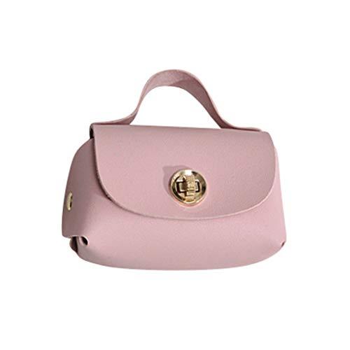 Mitlfuny handbemalte Ledertasche, Schultertasche, Geschenk, Handgefertigte Tasche,Neue kleine Tasche Frau 2019 Schulter Messenger Bag Handtaschen einfache Kette kleine Tasche