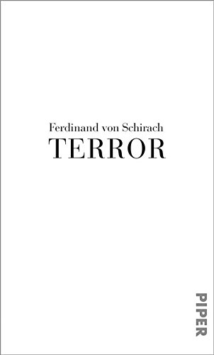Buchseite und Rezensionen zu 'Terror: Ein Theaterstück und eine Rede' von Ferdinand von Schirach