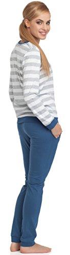 Cornette Ensemble Pyjama Femme Molly Jeans