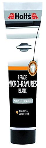 Holts 10302Reiniger für Malerei Löscht micro-rayures, weiß