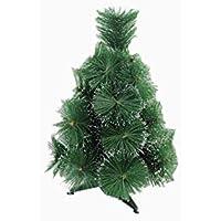 gold Dekoration Tanne Christbaum Kunstbaum Faltbarer Weihnachtsbaum 60cm