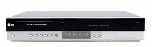 LG RC 185 DVD-Rekorder / VHS-Rekorder Kombination