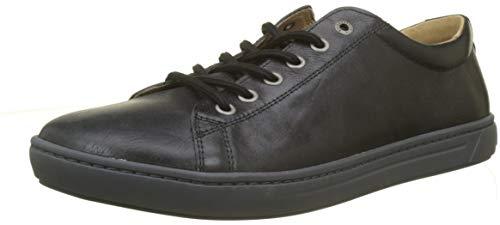 BIRKENSTOCK Hommes Arran Men Sneaker, Noir (Aviator Aviation Black), 41 EU