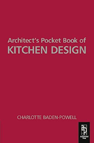 Architect's Pocket Book of Kitchen Design (Routledge Pocket