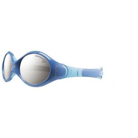 Julbo Sonnenbrille Looping 1Spectron 4Baby-Kinder 0-18Monate, blau, 0-18 mois