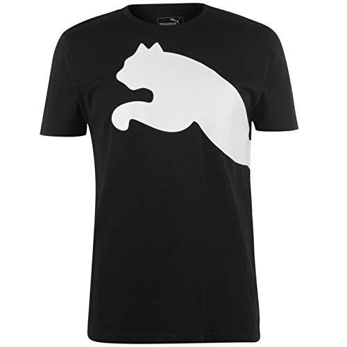 PUMA Hombre Big Cat QT Camiseta Deportiva