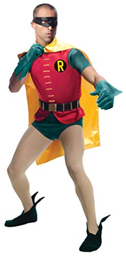 Grand Heritage Robin Kostüm Herren - - Grand Heritage Batman Kostüm