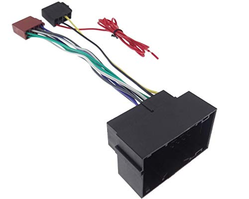 ISO Radio Adapter Alfa Citroen Dodge FIAT Jeep Peugeot Opel Lancia Autoradio Kabel Stecker Radio Antenne-adapter-jeep
