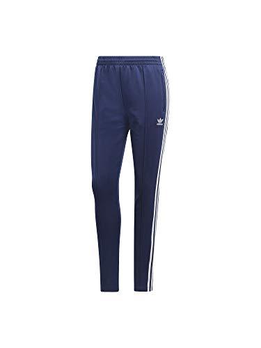 adidas SST TP, Pantaloni Tuta Donna, Dark Blue, 40