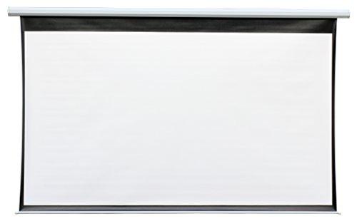 Tronje elektrische Profi Motorleinwand TRLW-PT 120 TV Leinwand 305cm Diagonale 16:9 HD Beamer Leinwand mit Fernbedienung einfache Montage