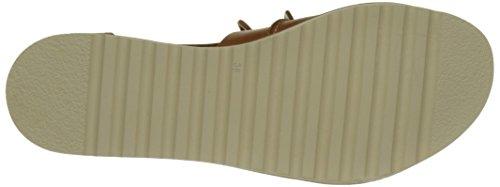 Pikolinos Damen Alcudia W1l Offene Sandalen mit Keilabsatz Braun (Brandy)
