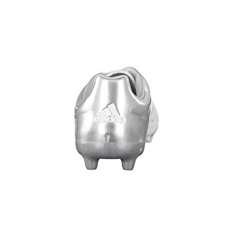 adidas Unisex-Kinder Ace 15.3 Fg/Ag Fußballschuhe ftwr white/ftwr white/silver met.
