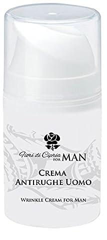 Anti-Falten Creme Für Männer - Hyaluronsäure Und