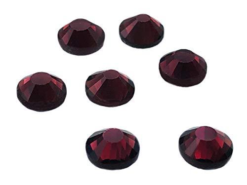Eimass, DMC-Hotfix-Strasssteine, Glas-Diamanten, Kristalle, Edelsteine, Paket mit 1.440Kristallen,  mit klebender Rückseite zum Heißkleben, amethyst,  (5mm) (Paket Lieferung Kostüm)
