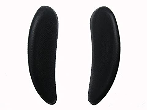 Thorowgood GP And Cob Saddle Velcro On Knee Blocks Black Or Brown 1 Pair (Brown)