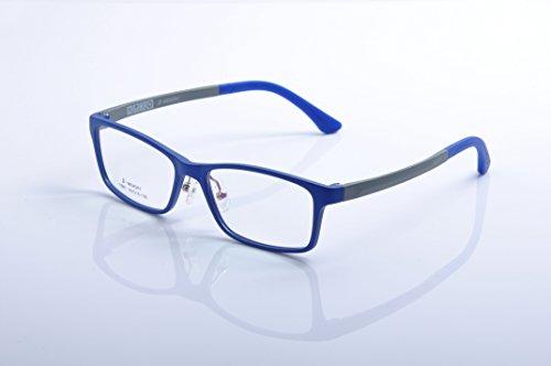 De Ding - Monture de lunettes - Garçon bleu