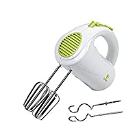 Tradico® 400W High Power Electric Hand Mixer 5-Speed Easy Mix ABS Cream Mixer Egg Beater 220V EUR