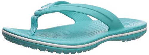 crocs Unisex-Kinder Crocband Flip Gs Zehentrenner, Blau (Pool 40M), 34/35 EU
