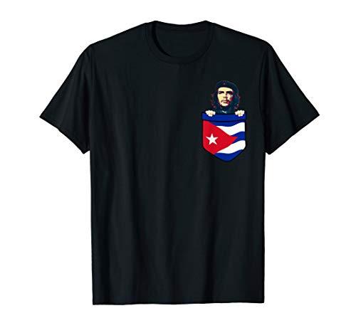 Che Guevara Socialism In My Pocket Hemdtasche T-Shirt -