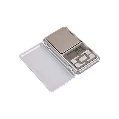 Características:De alta precisión: escala de la joyería 200g / 0.01g, herramienta maravillosa para un peso de joyería.Aplicación: escala de la joyería, diseño compacto con medición rápida y precisa con calibration.Unit automático y manual fácil: gr...