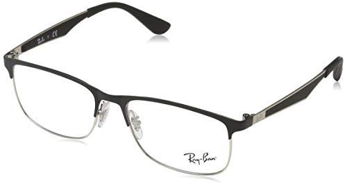 Ray-Ban Unisex-Kinder 0RY 1052 4055 49 Brillengestelle, Silber (Silver Topo Matte Black),