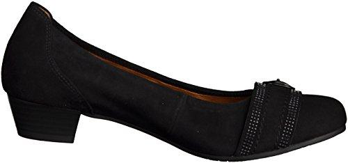 Gabor, Scarpe col tacco donna Argento (nero)
