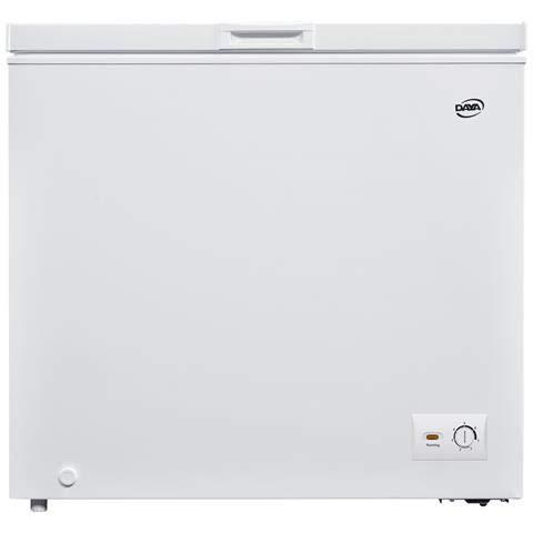 Daya DCP-200H9 Congelatore orizzontale, 200 litri, Classe A+, Termostato 7 livelli, 1 Cestello estraibile
