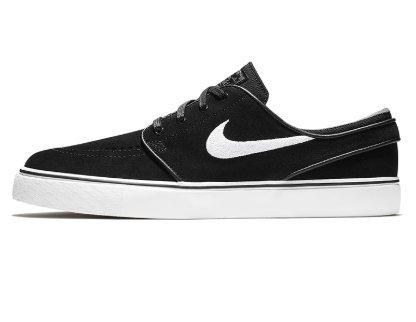 Nike Herren Zoom Stefan Janoski Sneakers Mehrfarbig (Black/White-Thunder Grey-Gum Light Brown 001) 50.5 EU (Janoski-shirt Stefan)