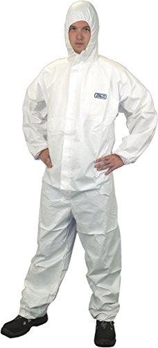 Preisvergleich Produktbild DS Safetywear Bekleidung ProSafe2, Overall, XL, weiß, PS2