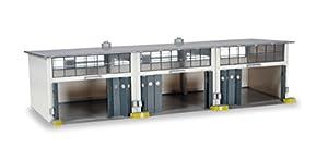 Herpa 745802-Vehículo, Military: Edificios Montar Reparación Halle, 3de Constantemente, Ancho 335mm x Profundidad 150mm x Altura 85mm