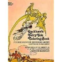 Rackham's Fairy Tale Coloring Book[ RACKHAM'S FAIRY TALE COLORING BOOK ] By Rackham, Arthur ( Author )Dec-01-1979 Paperback
