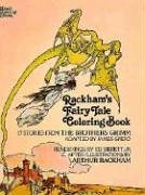 Rackham's Fairy Tale Coloring Book[ RACKHAM'S FAIRY TALE COLORING BOOK ] By Rackham, Arthur ( Author )Dec-01-1979 Paperback -