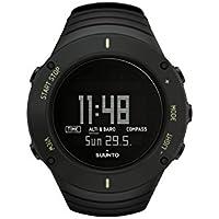 Suunto - Core Ultimate Black - SS021371000 - Reloj de Exterior para Todas Las Altitudes, Sumergible (30 m), con Altímetro, Barómetro - Negro
