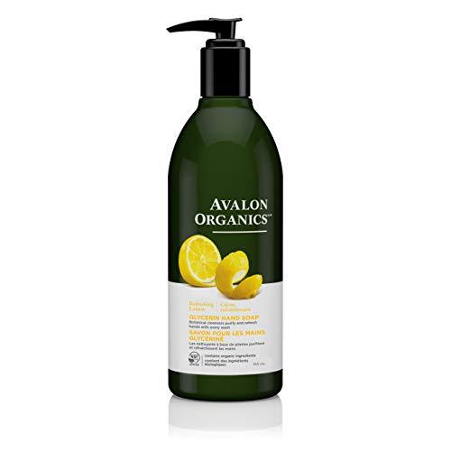 Avalon Organics limón Jabón Líquido 355ml Paquete